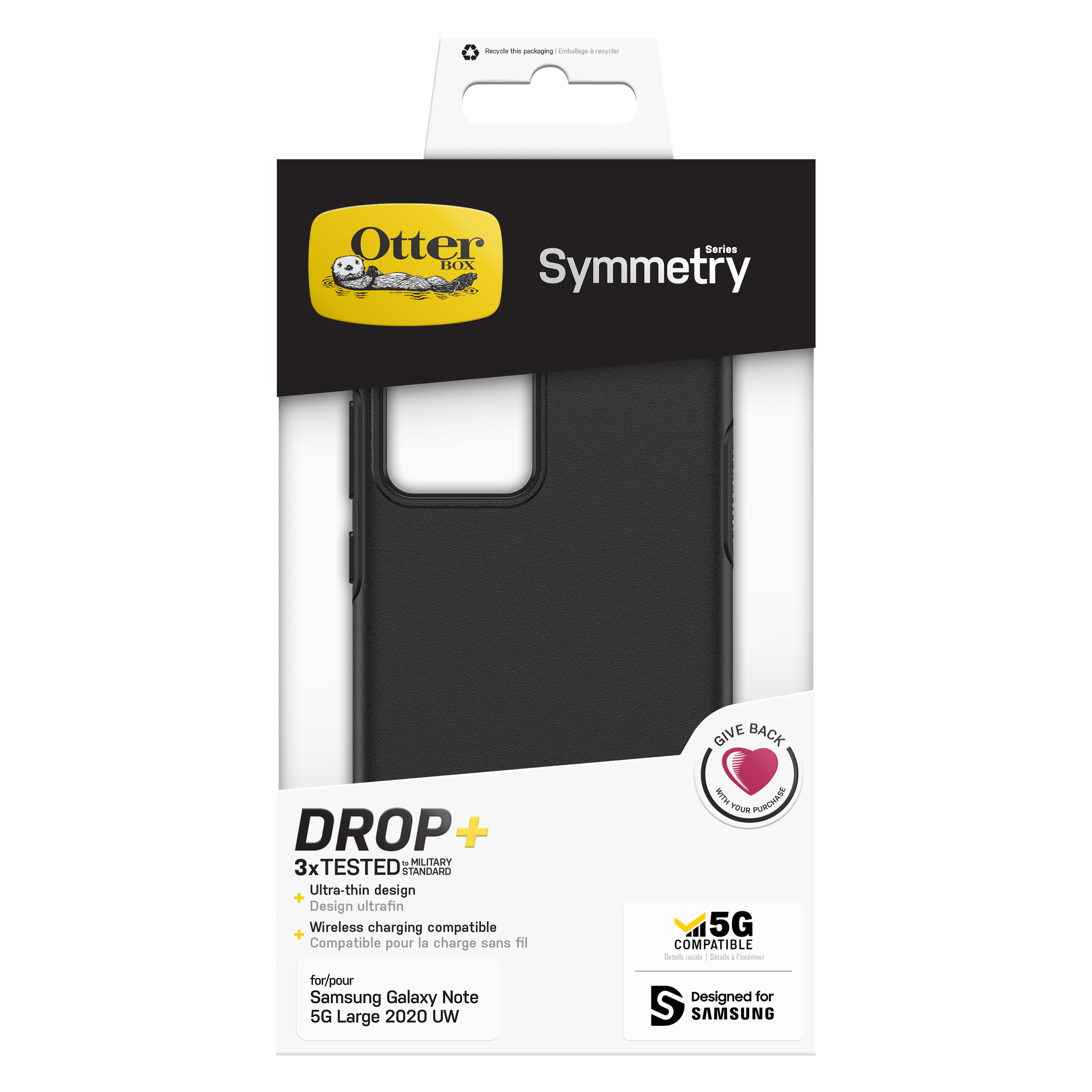 OtterBox Symmetry Note 20 Ultra