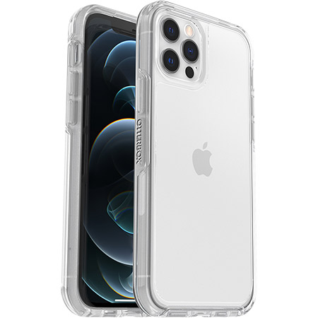 OtterBox iPhone 12 / iPhone 12 Pro Symmetry Clear Case