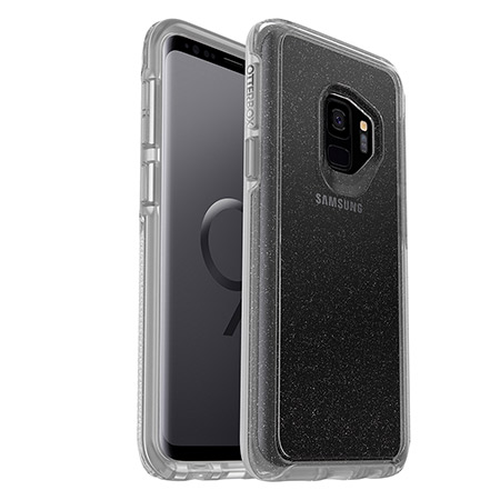 OtterBox Symmetry Clear Samsung S9 Stardust