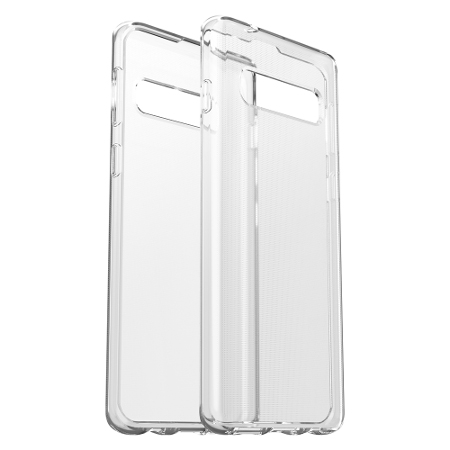 "OtterBox Clearly Protected Skin Samsung S10 6.1""- Clear"