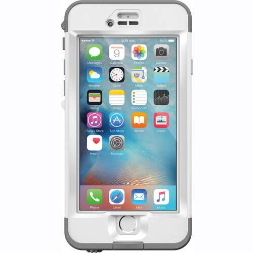 LifeProof Nuud for Apple iPhone 6s Plus, Avalanche