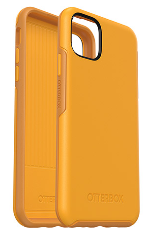 OtterBox Symmetry Aspen Gleam for iPhone 11 Pro- yellow