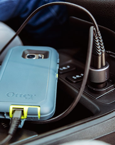 Otterbox Dual Car Charger 4.8 Amp