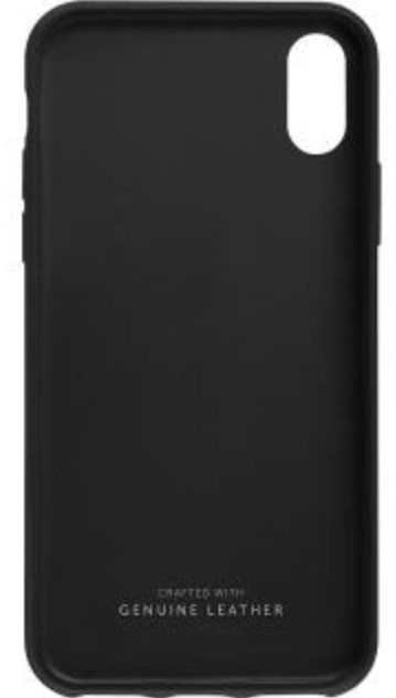 Clic Card-iPhone XS Max Case-Black