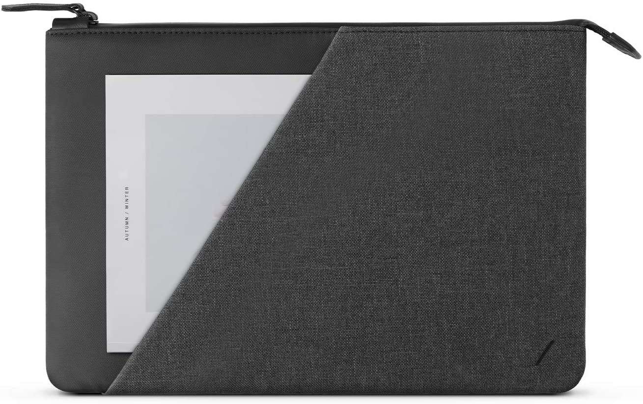 STOW Macbook Case Fabric Slate 12""
