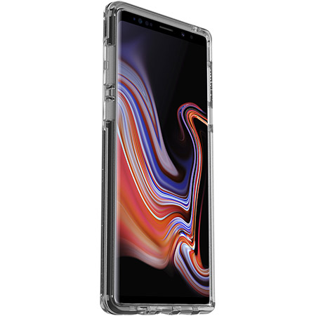 OtterBox Samsung Note 9 Symmetry Clear - Clear