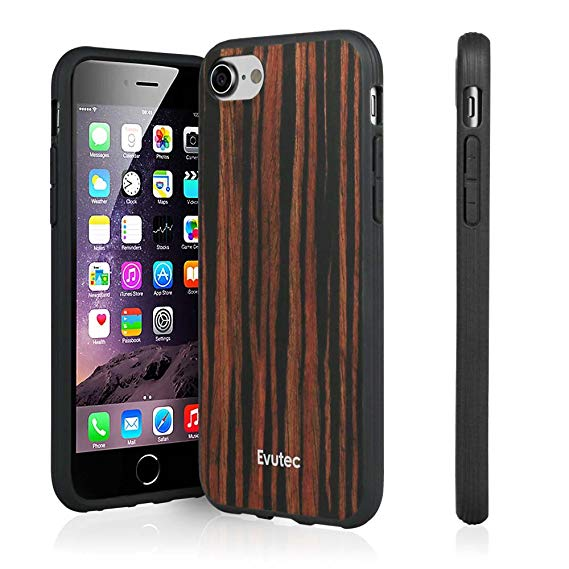 Evutec iPhone SE/8/7 AER Wood