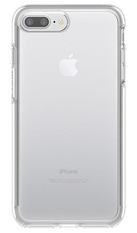 Otterbox iPhone 8/7 Plus Symmetry Clear
