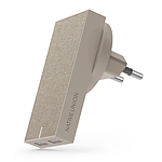 Native Smart Charger - Dual USB-A Wall Charger (International)