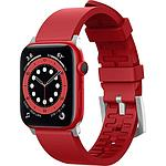 Elago Apple Watch 44mm Premium Fluoro Rubber Strap