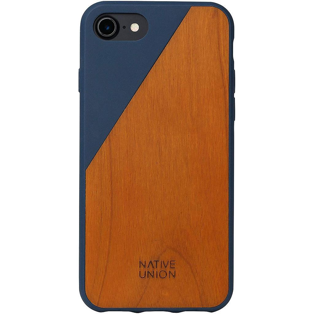 Native Union iPhone SE/8/7 Clic Wooden Case