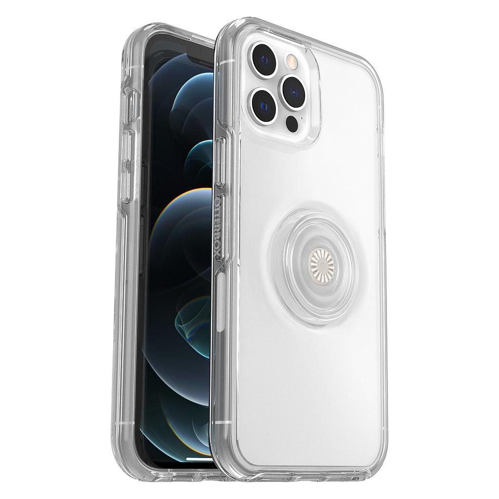 Otterbox iPhone 12 Pro Max Otter+Pop Symmetry Clear Case